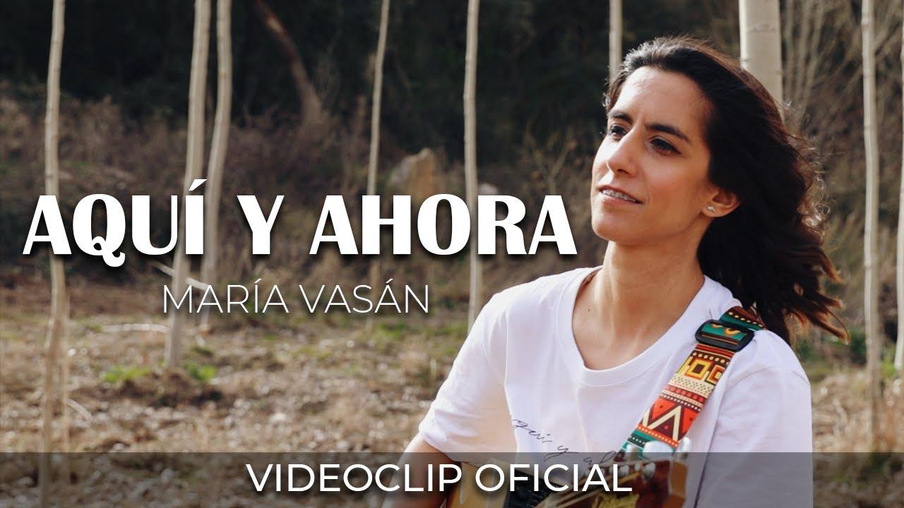 Aquí y ahora de María Vasán