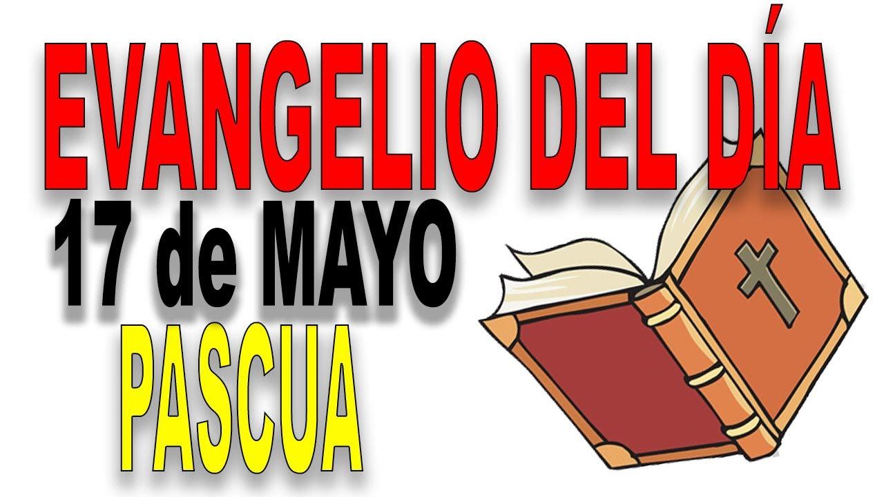 Evangelio del día 17 de mayo con el Padre Guillermo Serra
