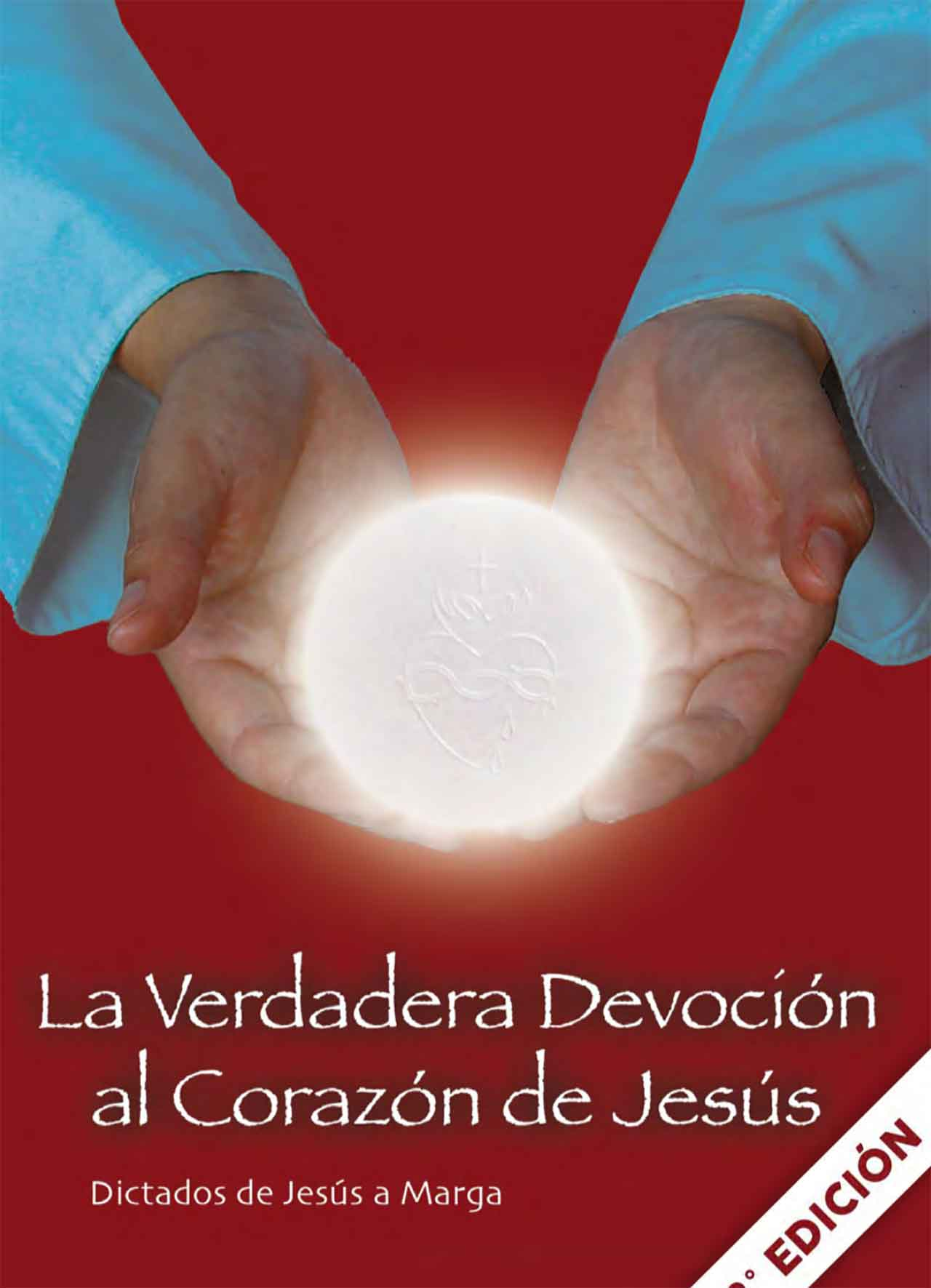 Libro la verdadera devoción al Corazón de Jesúsl