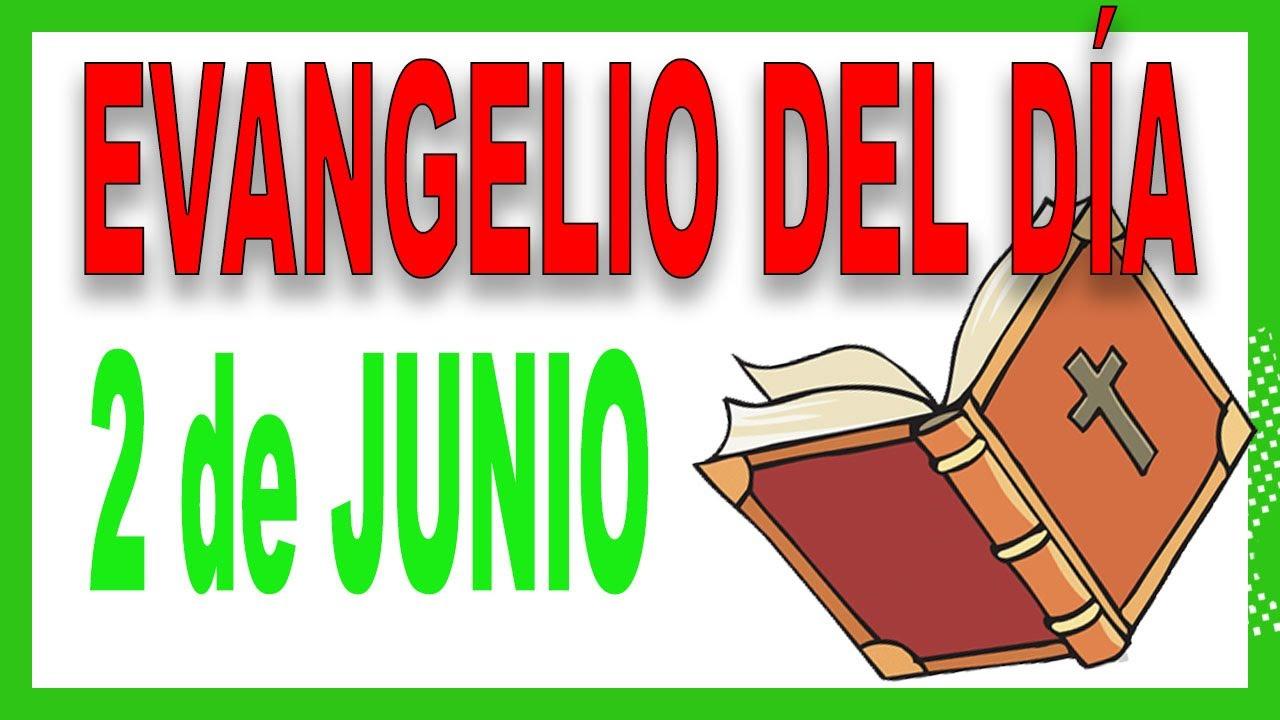 Evangelio del día 2 de Junio con el Padre Guillermo Serra