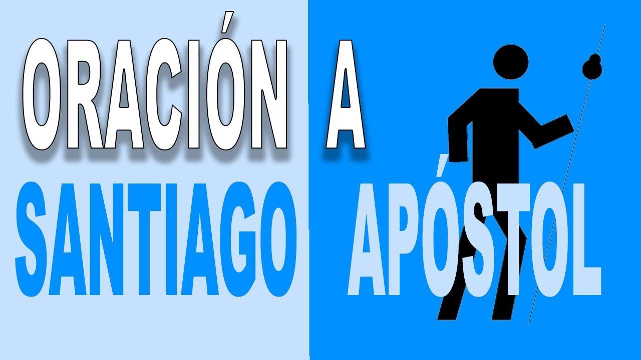 ORACIÓN a SANTIAGO APÓSTOL para su intercesión por los PEREGRINOS