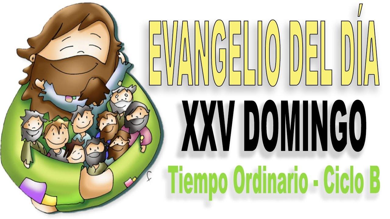 Guión Domingo XXV Tiempo ordinario